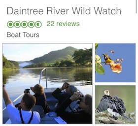 Daintree River Wild Watch